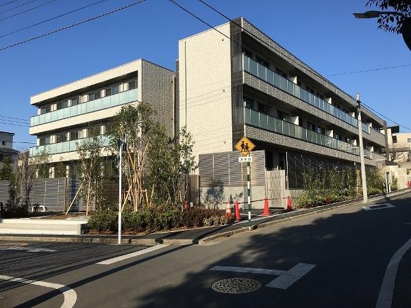 Một khu ký túc xá trường đại học Công nghệ Tokyo Nhật Bản