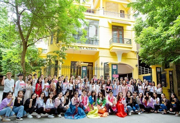 Văn phòng tư vấn du học Hàn Quốc MAP Hà Nội