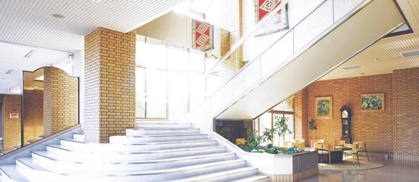 Cơ sở vật chất tại trường đại học Osaka University of Tourism