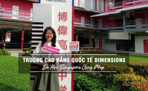 Cùng đến Dimensions và tham gia nhận học bổng A Level Singapore