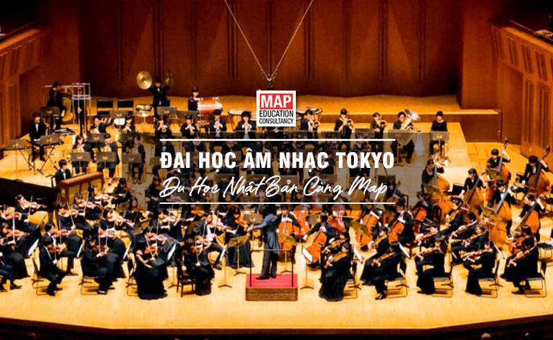 Đại Học Âm Nhạc Tokyo Nhật Bản - Ngôi Trường Thuộc Top 100 Tại Thủ Đô Nhật Bản