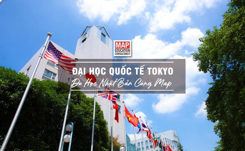 Đại Học Quốc Tế Tokyo Nhật Bản - Ngôi Trường Thuộc Top 150 Tại Xứ Sở Hoa Anh Đào