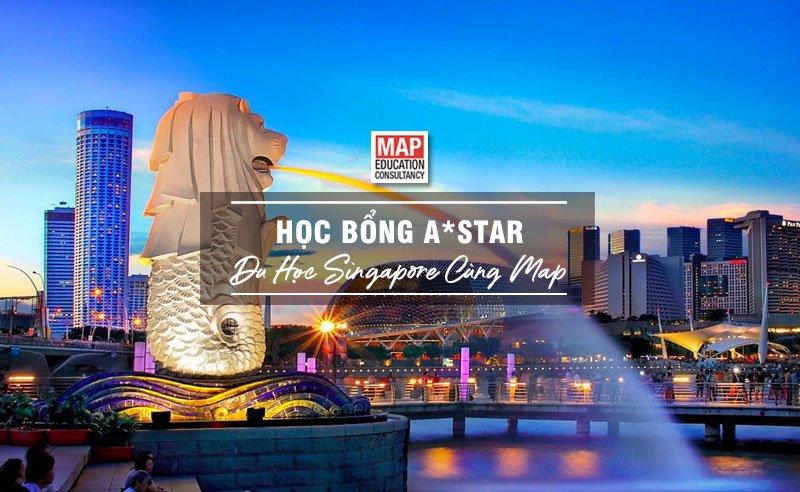 Học Bổng A*STAR Singapore - Học Bổng Hàng Đầu Được Sinh Viên Quốc Tế Săn Đón Nhiều Nhất