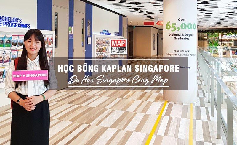Học Bổng Kaplan Singapore: Cập Nhật Chính Sách 2021