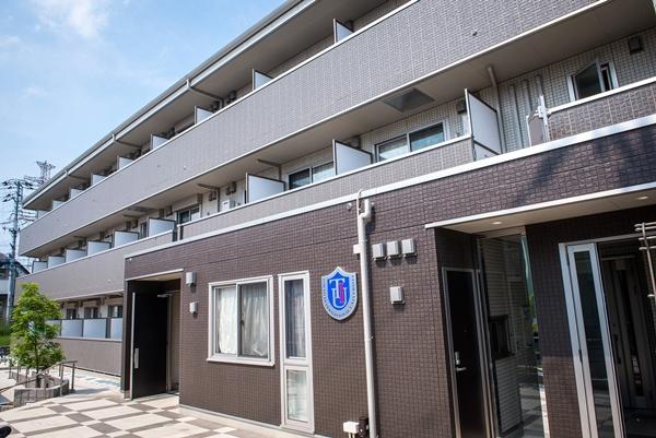 Một khu ký túc xá trường đại học Quốc tế Tokyo Nhật Bản