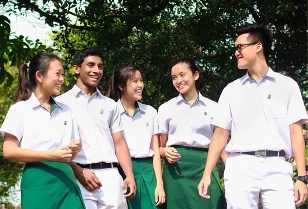 Tham gia chương trình và có cơ hội được học tập tại Đảo quốc Sư tử