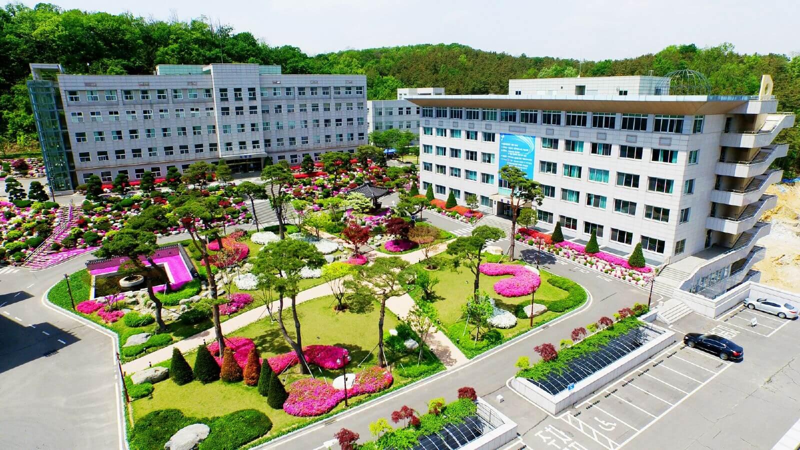 Cùng Du học MAP khám phá trường Đại Học Seojeong Hàn Quốc