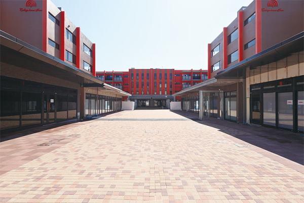 College House Fuso - Ký túc xá trường đại học Takushoku Nhật Bản