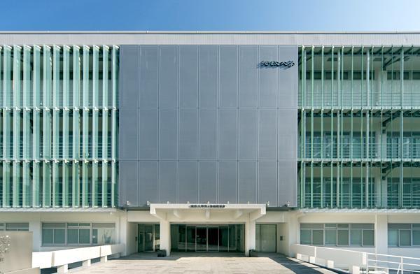 Một khu giảng đường thuộc Hosei University
