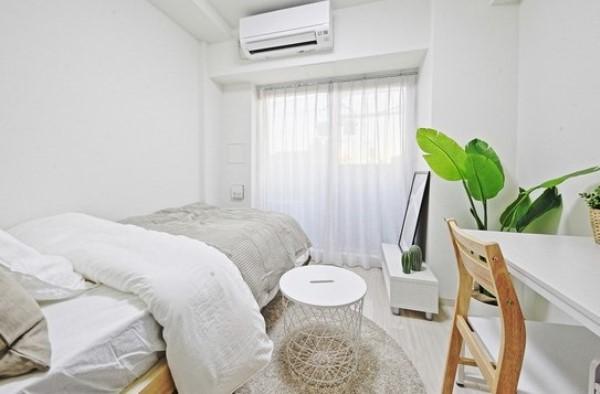 Phòng ngủ tại Campus Terrace Senkawa - Một khu ký túc xá trường đại học Gakushuin Nhật Bản