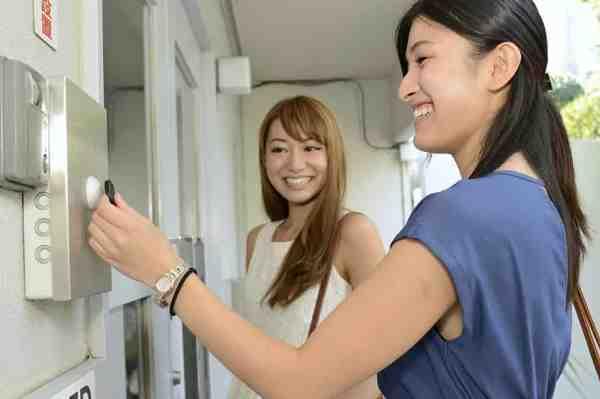 Sinh viên tại ký túc xá trường đại học Toyo Nhật Bản