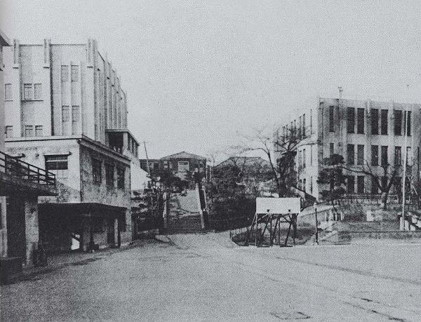 Toyo University vào năm 1934