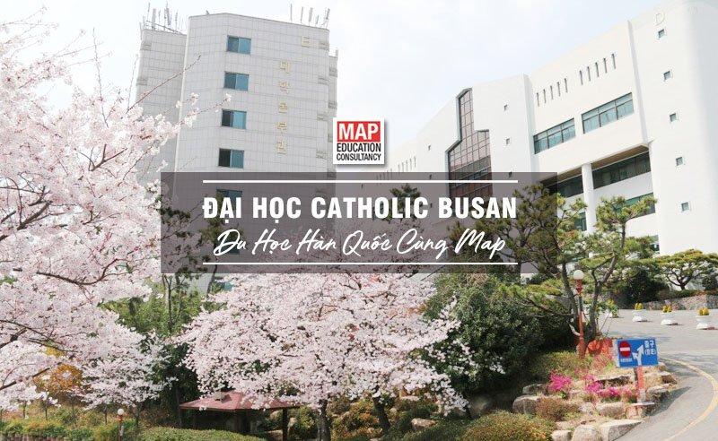 Đại học Catholic Busan - Đại học Tư thục tốt nhất Busan