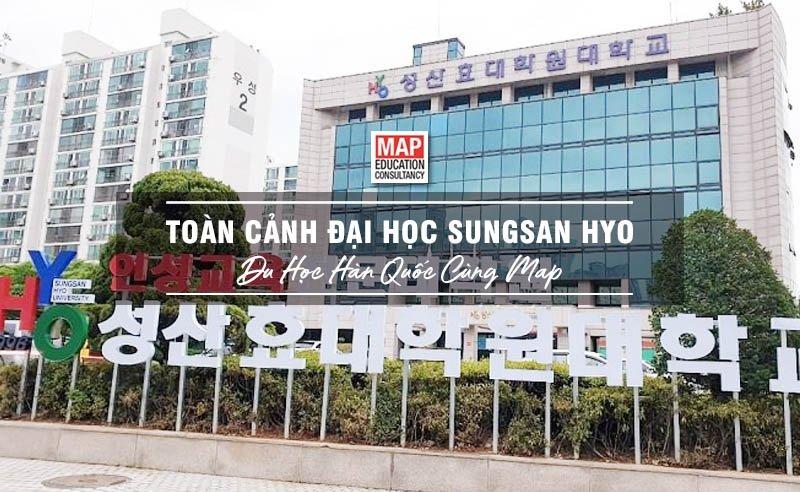 Đại Học Sungsan Hyo – Trường Đào Tạo Cao Học Danh Tiếng Tại Incheon