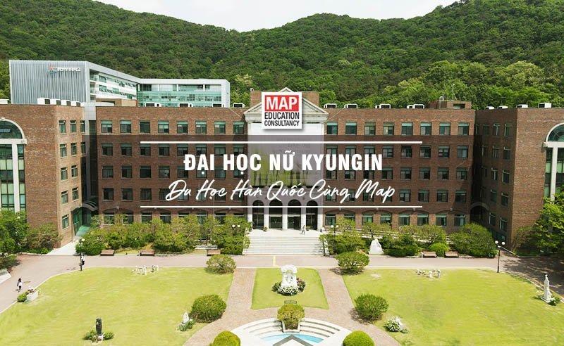 Đại học nữ Kyungin - Trường Nữ Sinh Số 1 Tại Incheon