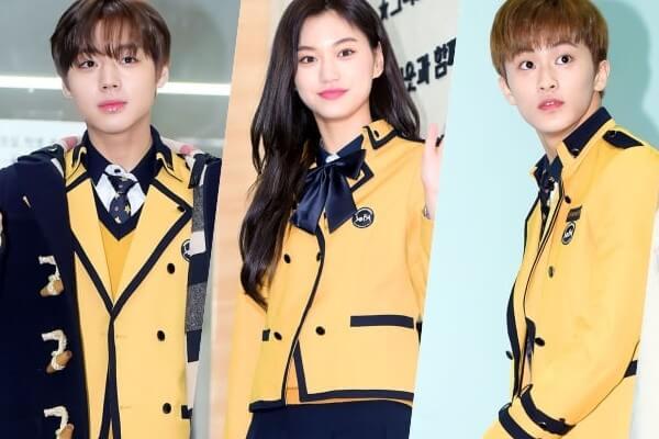 Các Idol Hàn Quốc từng theo học tại trường