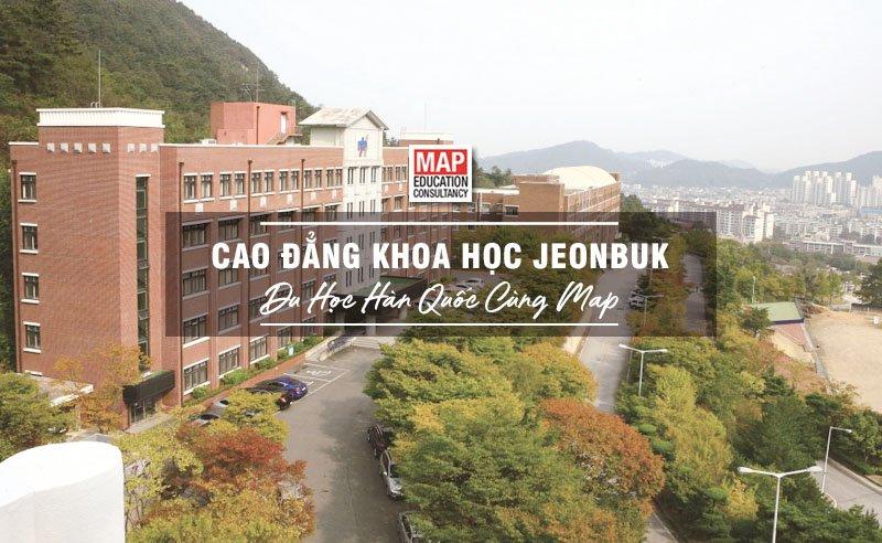 Cao Đẳng Khoa Học Jeonbuk – Cao Đẳng Kỹ Thuật Chi Phí Rẻ Tại Jeongeup