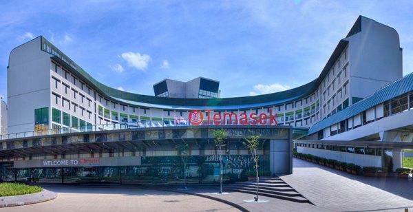 Cao đẳng Bách khoa Temasek Singapore hiện xếp Top 9 tại Đảo quốc Sư tử
