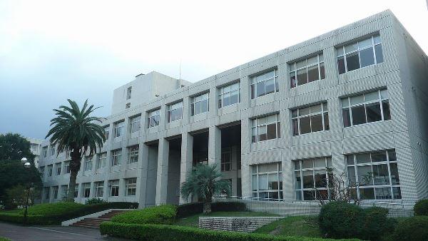 Cơ sở Kibana là nơi có ký túc xá trường đại học Miyazaki Nhật Bản