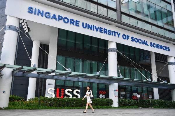 Cơ sở chính của trường trên đường Clementi khu vực phía Tây Singapore