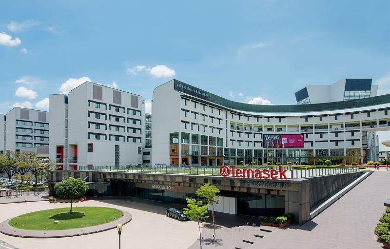 Du học Singapore cùng MAP - Cao đẳng Bách khoa Temasek