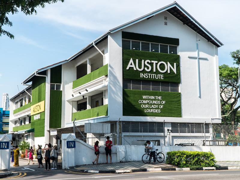 Học Viện Quản Lý Auston Singapore – Ngôi Trường Thuộc Top 33 Tại Đảo Quốc Sư Tử