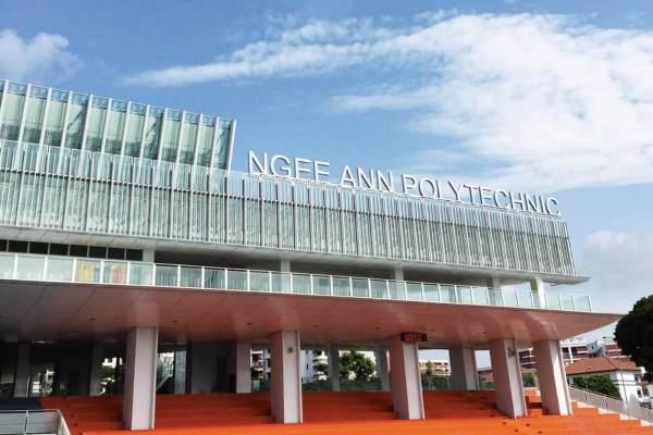 Ngee Ann Polytechnic là ngôi trường thuộc Top 6 tại Singapore