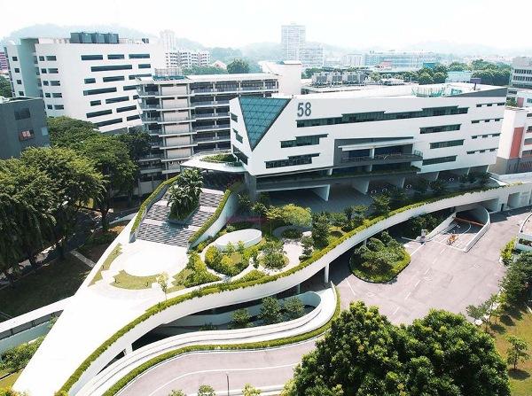 Ngee Ann Polytechnic với hơn 50 năm thành lập và phát triển