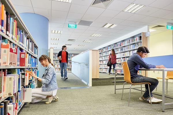 Sinh viên có thể tham gia các chương trình học bổng Cao đẳng Bách khoa Temasek hấp dẫn