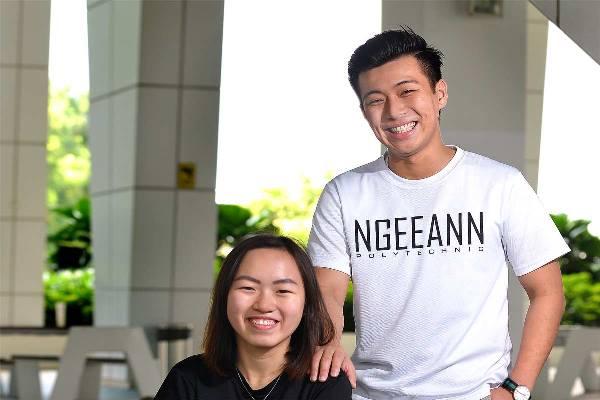 Sinh viên có thể tham gia những chương trình học bổng Cao đẳng Bách khoa Ngee Ann hấp dẫn