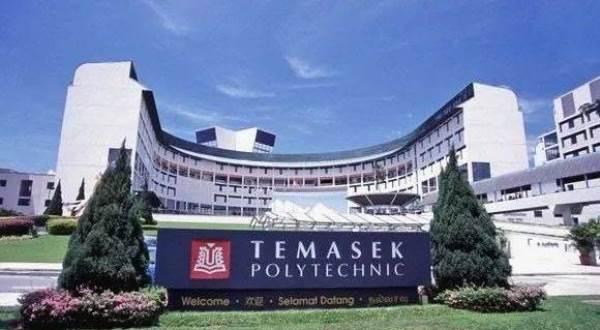 Trường Temasek vào những năm cuối thế kỷ 20