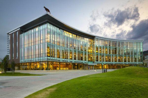 Thompson Rivers University là một trong các trường liên kết hàng đầu