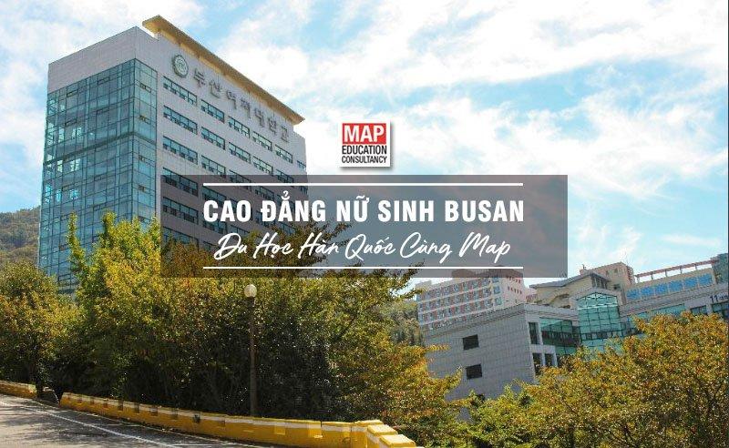 Trường Cao Đẳng Nữ Sinh Busan – Cao Đẳng Nữ Duy Nhất Tại Busan