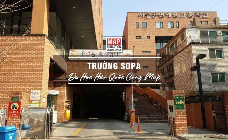 Trường SOPA Hàn Quốc – Trường Trung học biểu diễn nghệ thuật Seoul