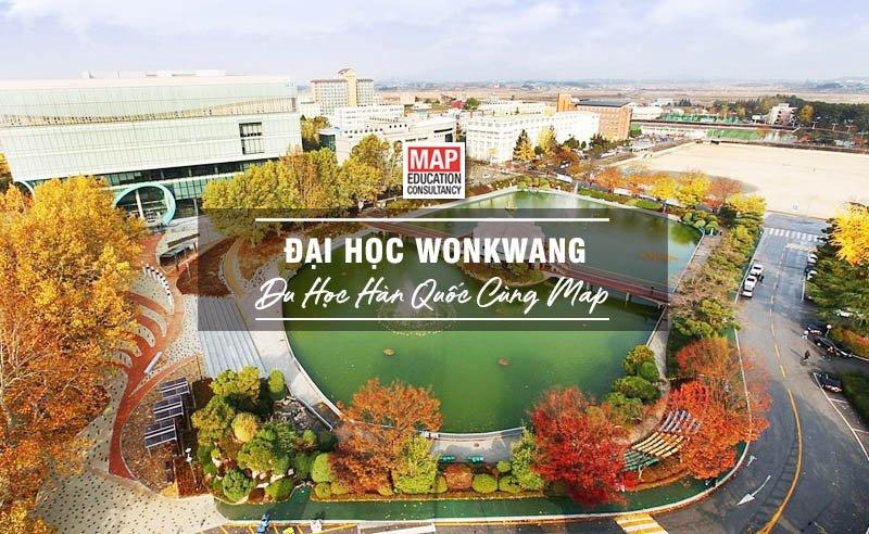 Đại học Wonkwang – Trường Đại học số 1 tại Iksan