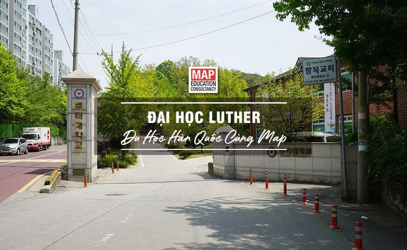Đại Học Luther – Top Trường Tốt Nhất Về Tâm Lý Tại Gyeonggi