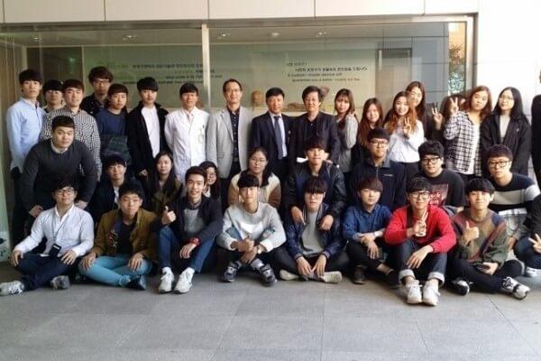 Buổi giao lưu gặp gỡ với trường đại học Yeoju