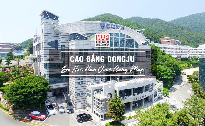 Cao Đẳng Dongju – Ngôi trường của nghệ thuật và sáng tạo