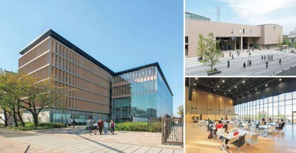 Cơ sở vật chất tại Đại học Dokkyo