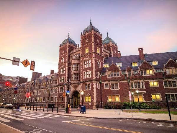 Đại học Pennsylvania đang hợp tác đào tạo với trường