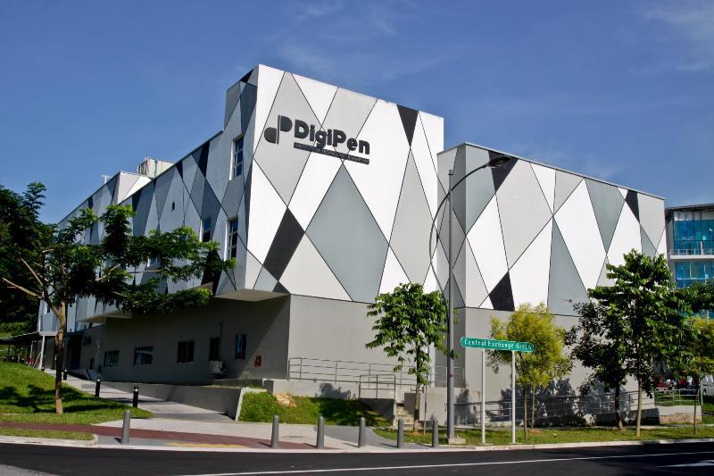 Học Viện Công Nghệ DigiPen Singapore - Ngôi Trường Công Nghệ Hàng Đầu Tại Đảo Quốc Sư Tử