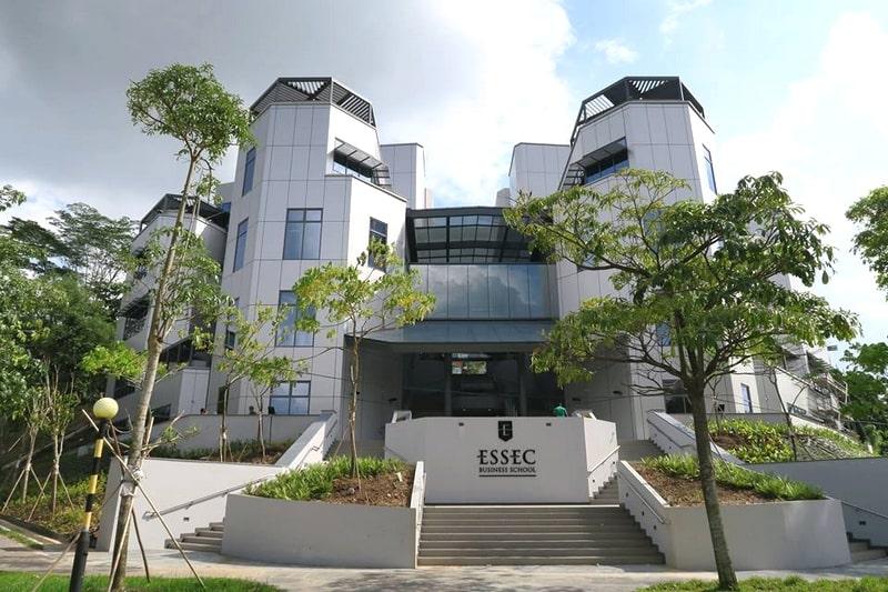 Trường Kinh Doanh ESSEC Singapore - Ngôi Trường Đào Tạo Kinh Doanh Hàng Đầu Tại Đảo Quốc Sư Tử