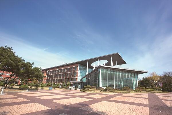 Hội Trường Văn Nghệ Trường Chungcheong University