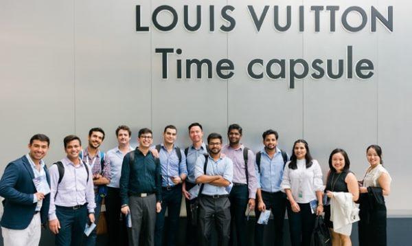 Một chuyến ngoại khóa của sinh viên trường Kinh doanh ESSEC