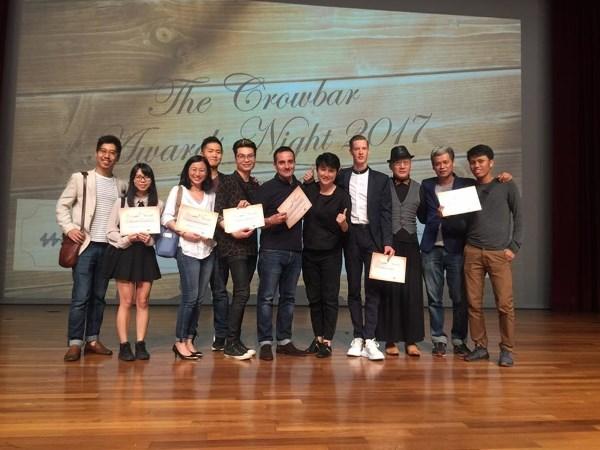 Sinh viên đã giành được nhiều giải thưởng danh giá