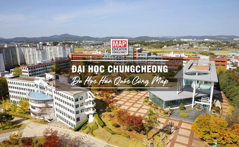 """Đại Học Chungcheong – Nơi """"ươm mầm"""" ý tưởng công nghệ"""