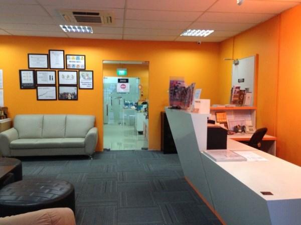Văn phòng cơ sở chính