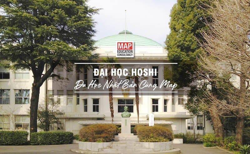 Đại Học Hoshi Nhật Bản - Ngôi Trường Thuộc Top 190 Tại Xứ Sở Hoa Anh Đào