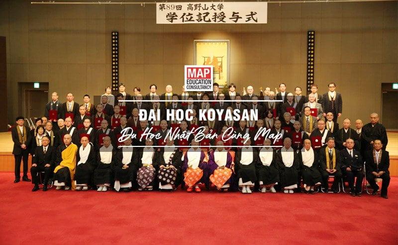 Đại Học Koyasan Nhật Bản - Ngôi Trường Với Hơn 135 Năm Đào Tạo Tại Xứ Sở Hoa Anh Đào