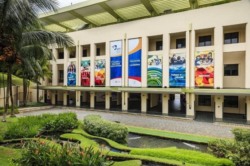 Học Viện Giáo Dục Quốc Gia Singapore - Ngôi Trường Thuộc Top 12 Tại Đảo Quốc Sư Tử